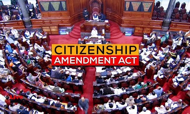 Citizenship Amendment Act 2019